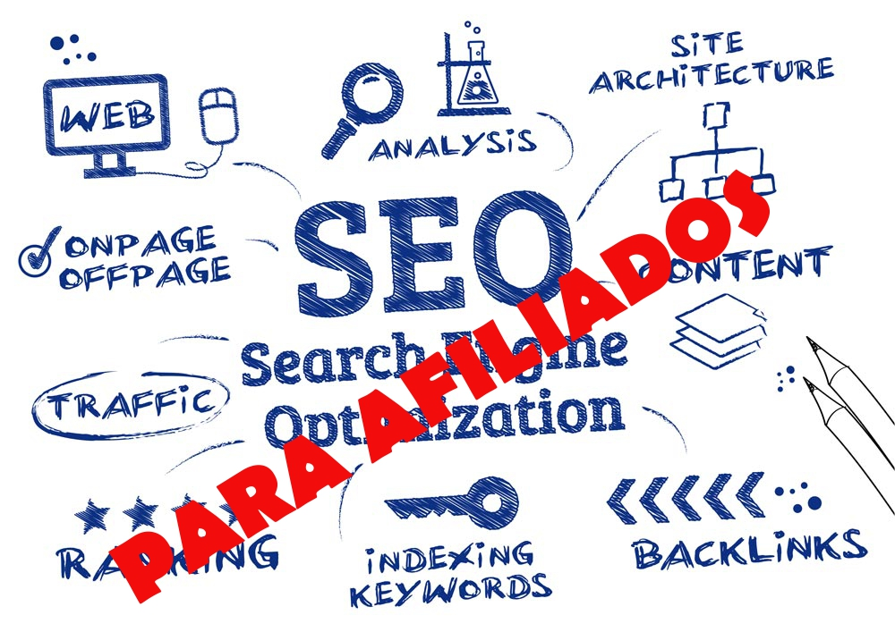 Seo para marketing de afiliados