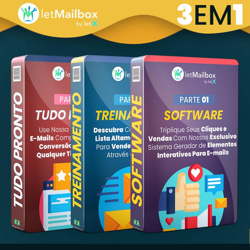 LETMAILBOX maquina lucrativa de emails